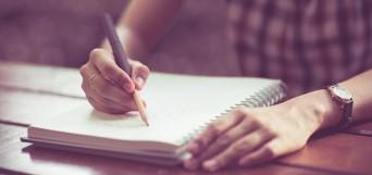 bonheur écriture carnet de gratitude