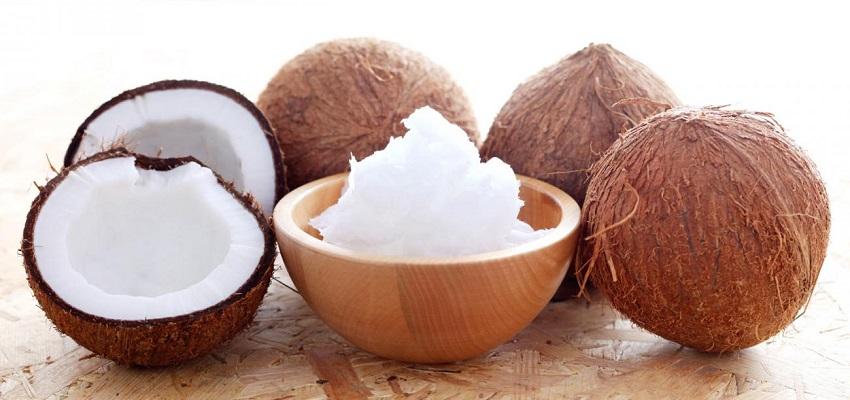 5 utilisations astucieuses de l'huile de coco vierge