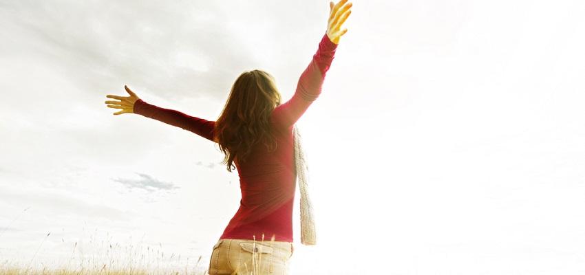 Le secret pour être heureux à tout moment