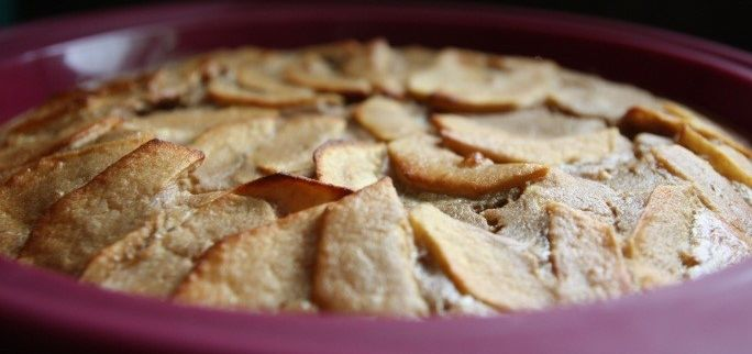 Gâteaux pommes poires cannelle (sans gluten)
