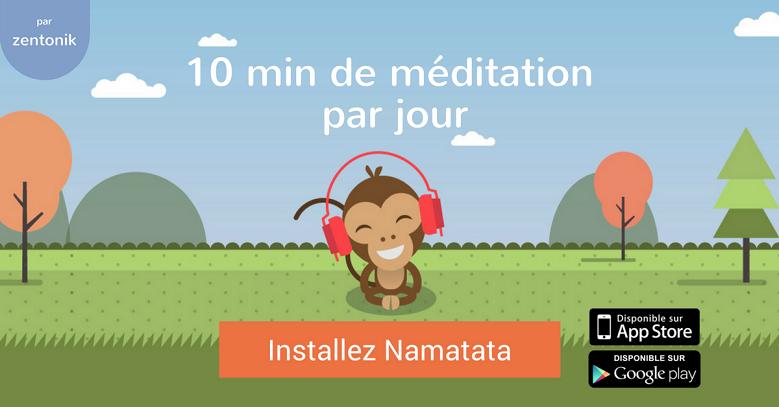 appli de méditation