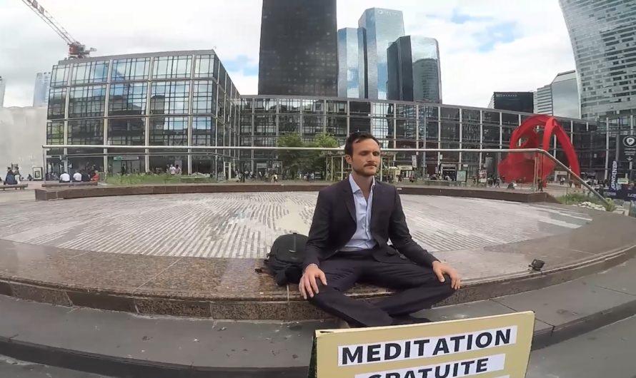 L'appli de méditation Namatata offre son abonnement à moitié prix aujourd'hui