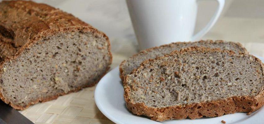 pain sans gluten au sarrasin et la farine de teff zentonik. Black Bedroom Furniture Sets. Home Design Ideas