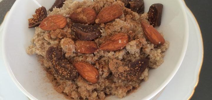 Idée petit déjeuner sans gluten et sans lactose