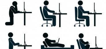 posture travail astuces