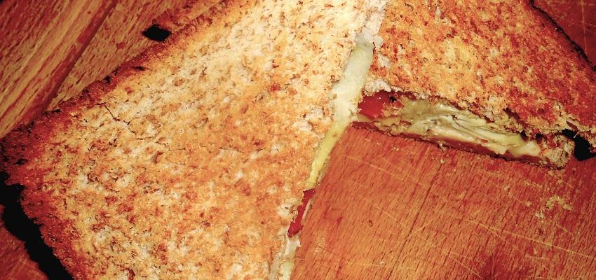 Toasties aux saveurs méditerranéennes