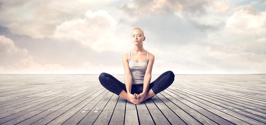 Méditation visualisation de paix
