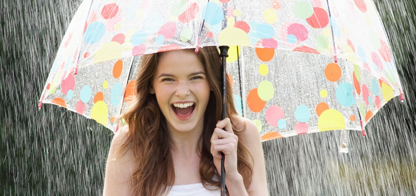10 conseils de psy pour retrouver le moral quand il pleut