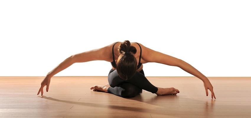 3 postures de Yin Yoga après le bureau