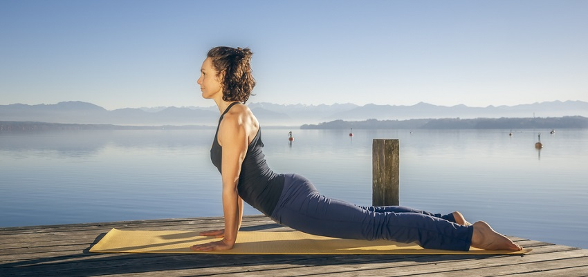 yoga bonheur